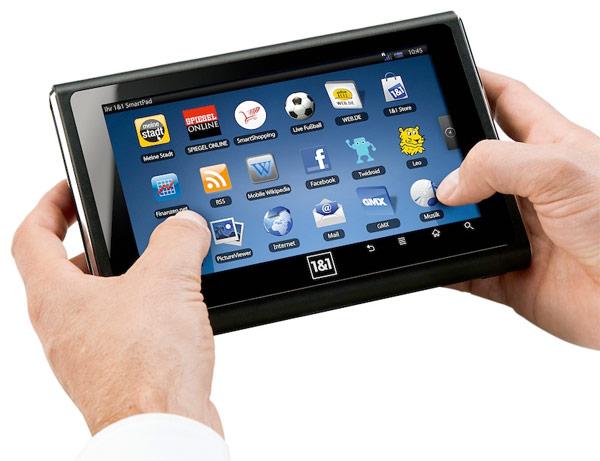 charme dos tablets | #rnblogprog